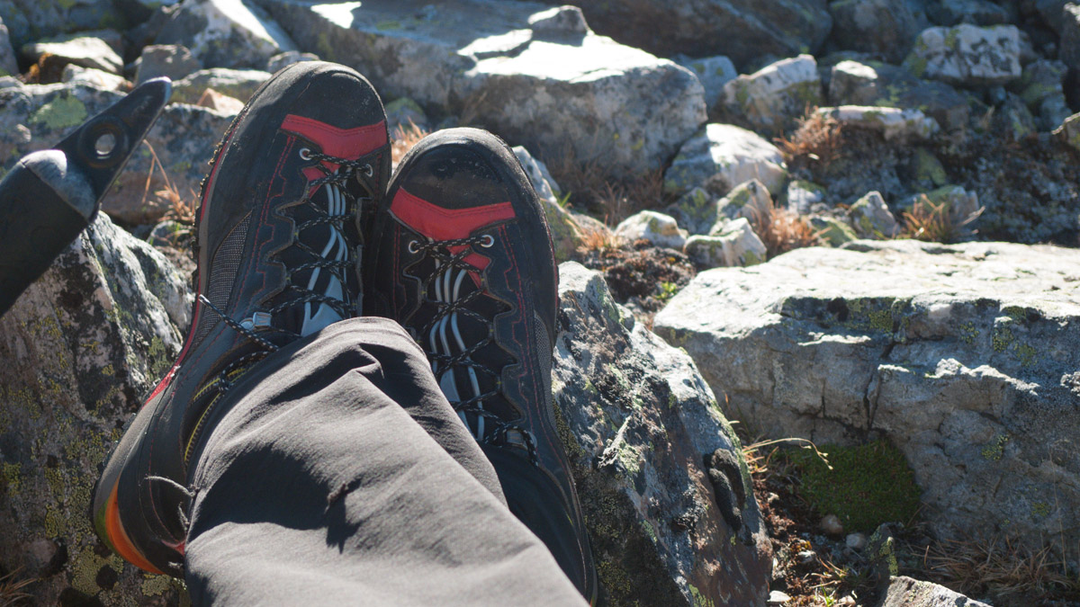Field Tested: Scarpa Rebel GTX Carbon