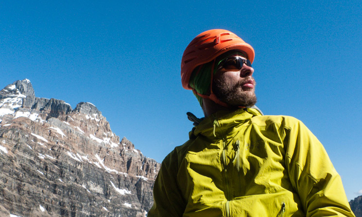 Field Tested: Petzl Sirocco
