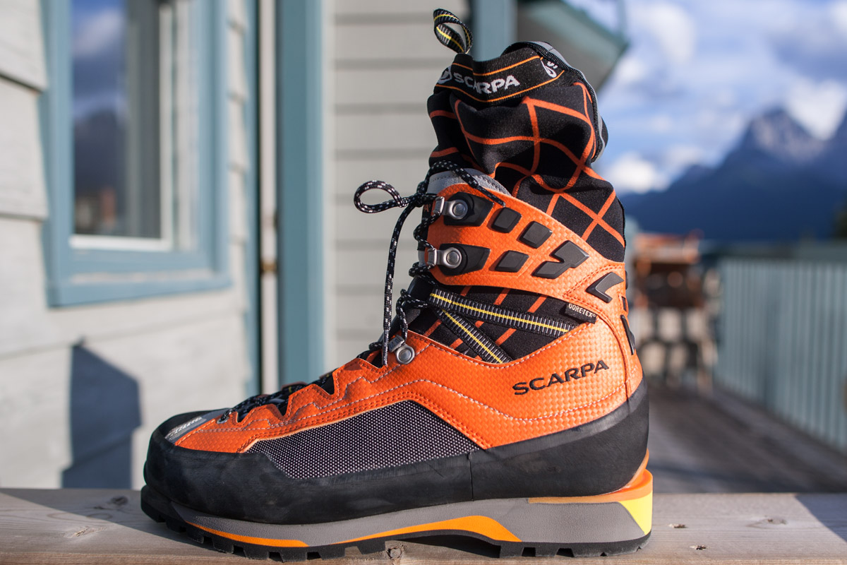 First Look: Scarpa Rebel Ultra