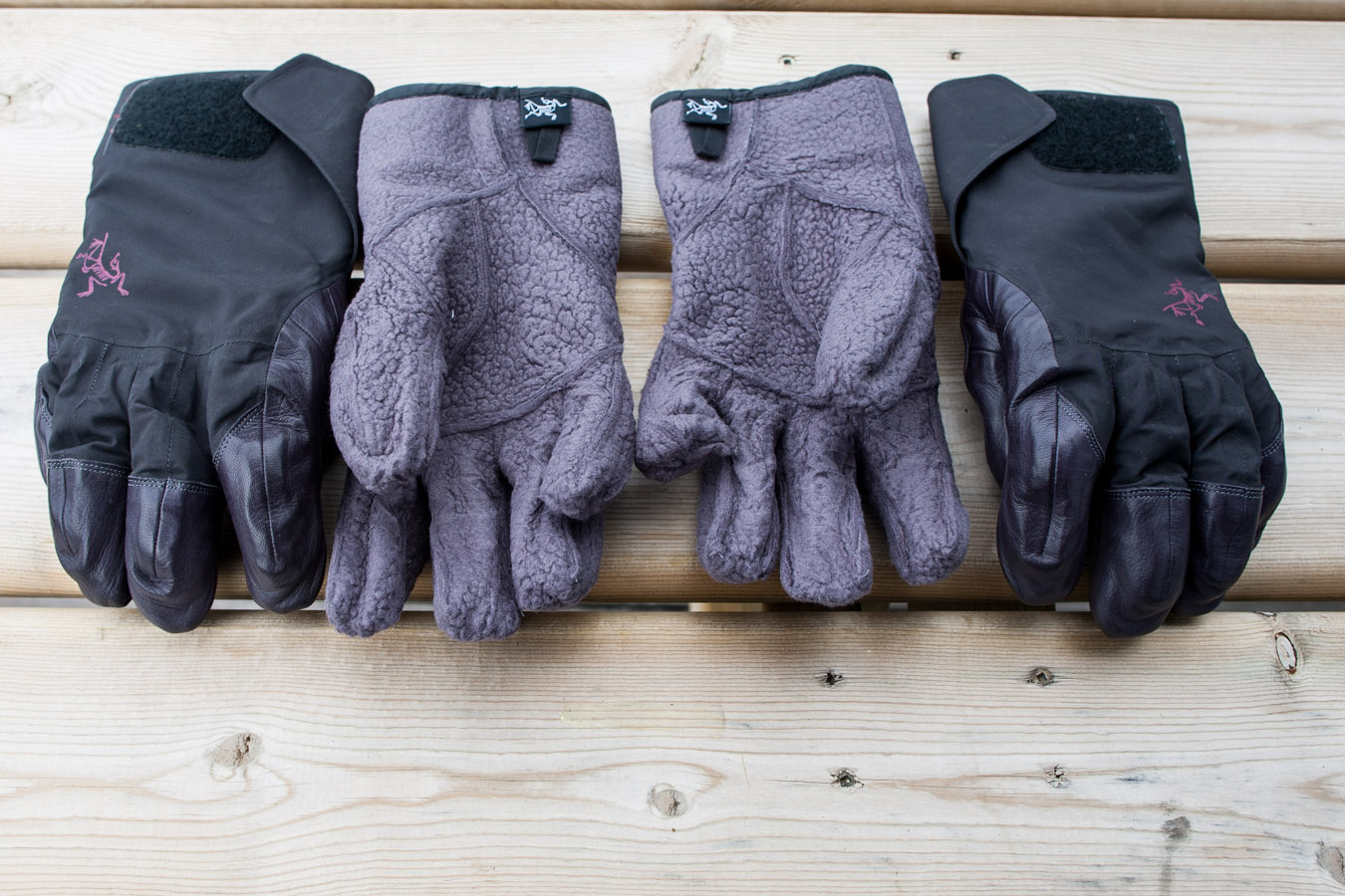 Osprey mens leather gloves - Arcteryx Tactician Ar Gloves Men S Medium Natural 75 Amazingly Well Cut Gloves They Feel Like Well A Glove Supple But Tough Leather Throughout
