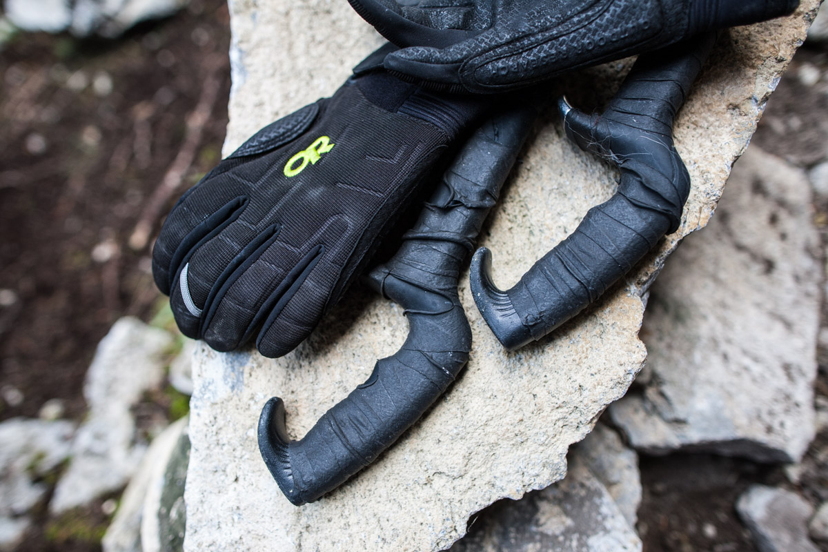 Field Tested: OR Alibi II Gloves & Magic Tape
