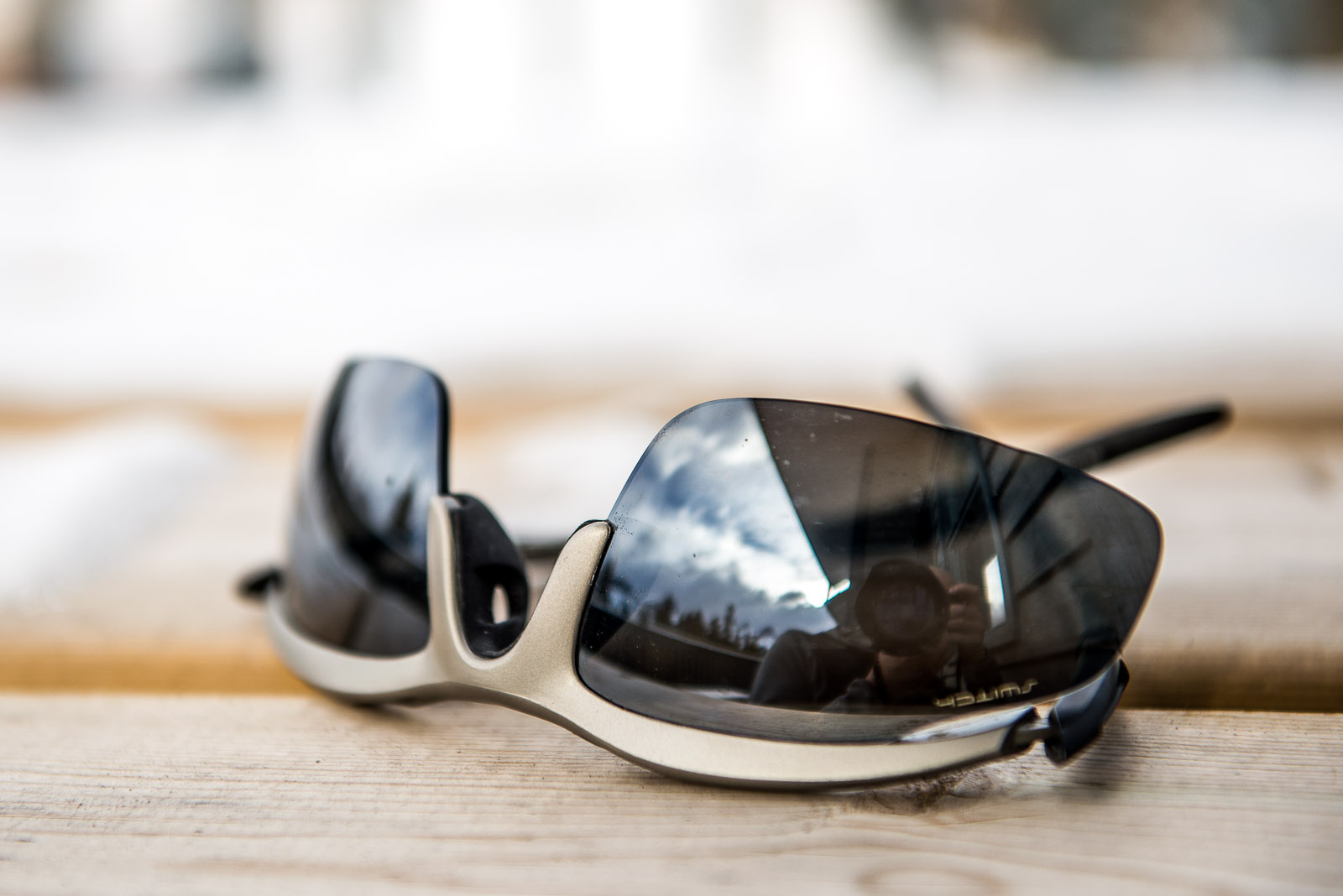 Field Tested: Switch Vision H-Wall Extreme Sunglasses