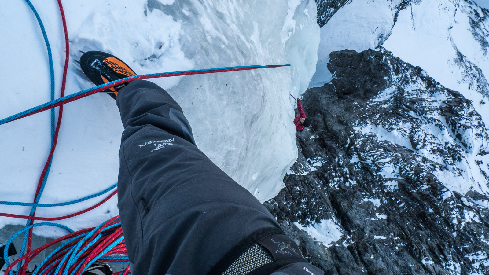 First Look: Arcteryx Alpha Comp Jacket & Pants