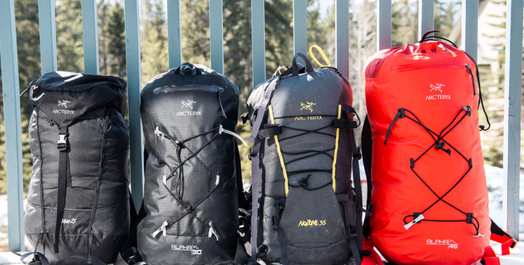 Field Tested: Arcteryx Alpha FL pac
