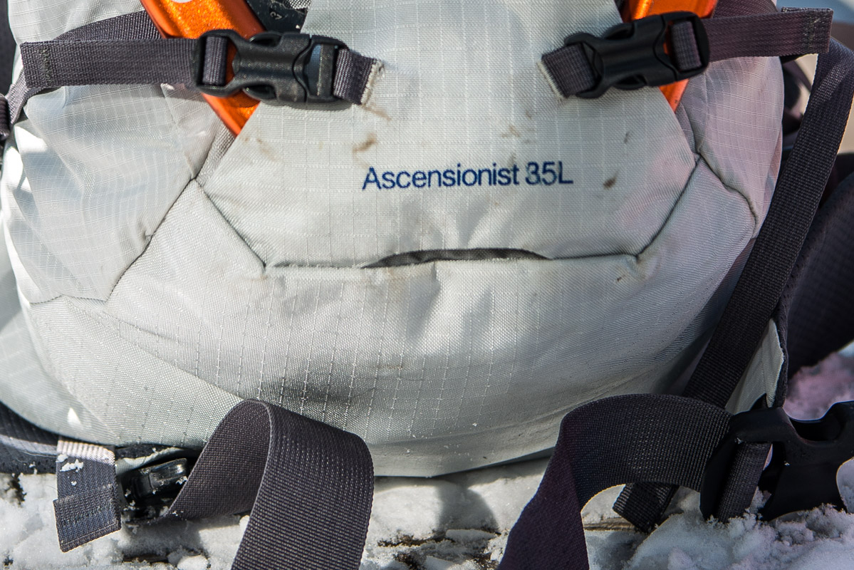 Field Tested: Patagonia Ascensionist 35 Review