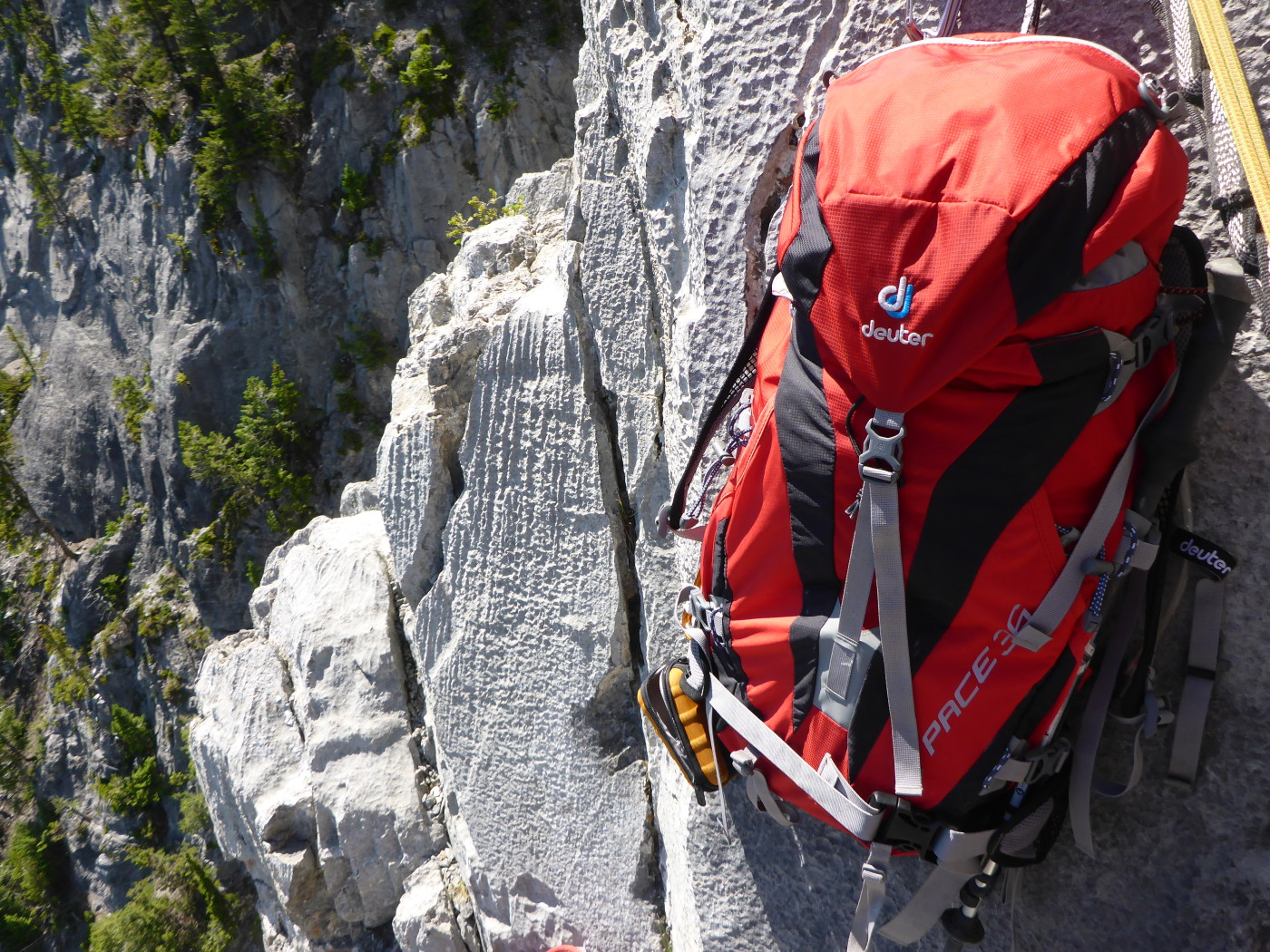 Deuter Pace 26 The Deuter Pace 36 is