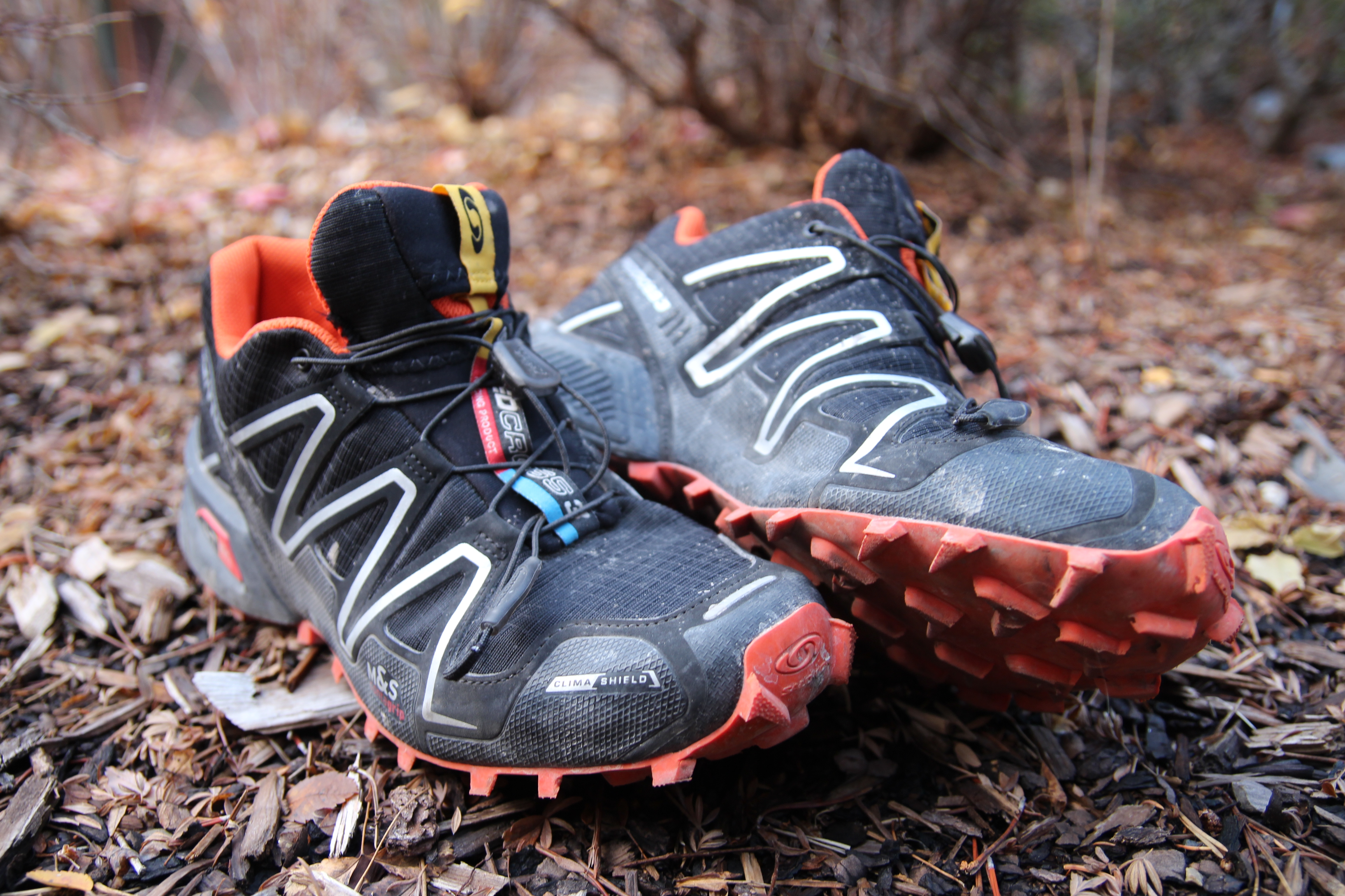 Field Tested Review: Salomon Speedcross 3 Trail Runner