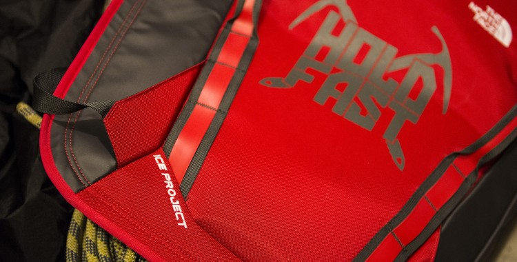 Video Preview: The North Face Ice Project pack