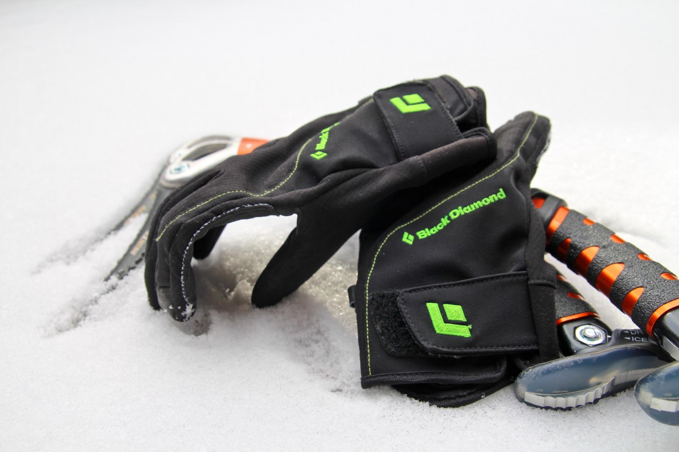 Field Tested Review: Black Diamond Torque Glove