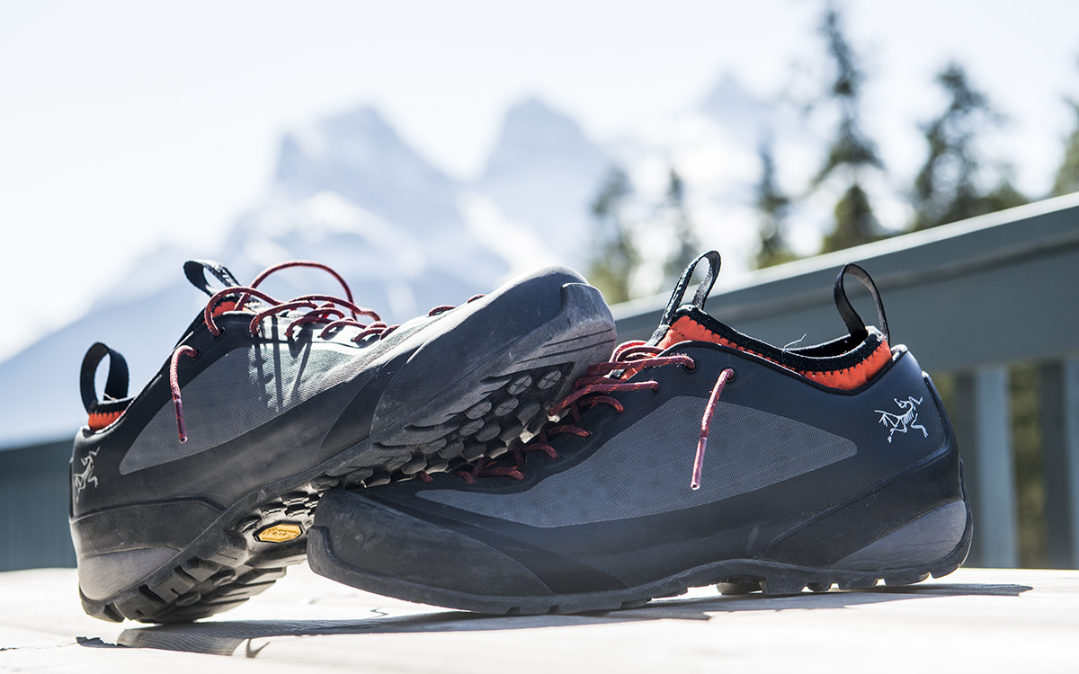 Field Tested Review: Arc'teryx Acrux FL Shoes