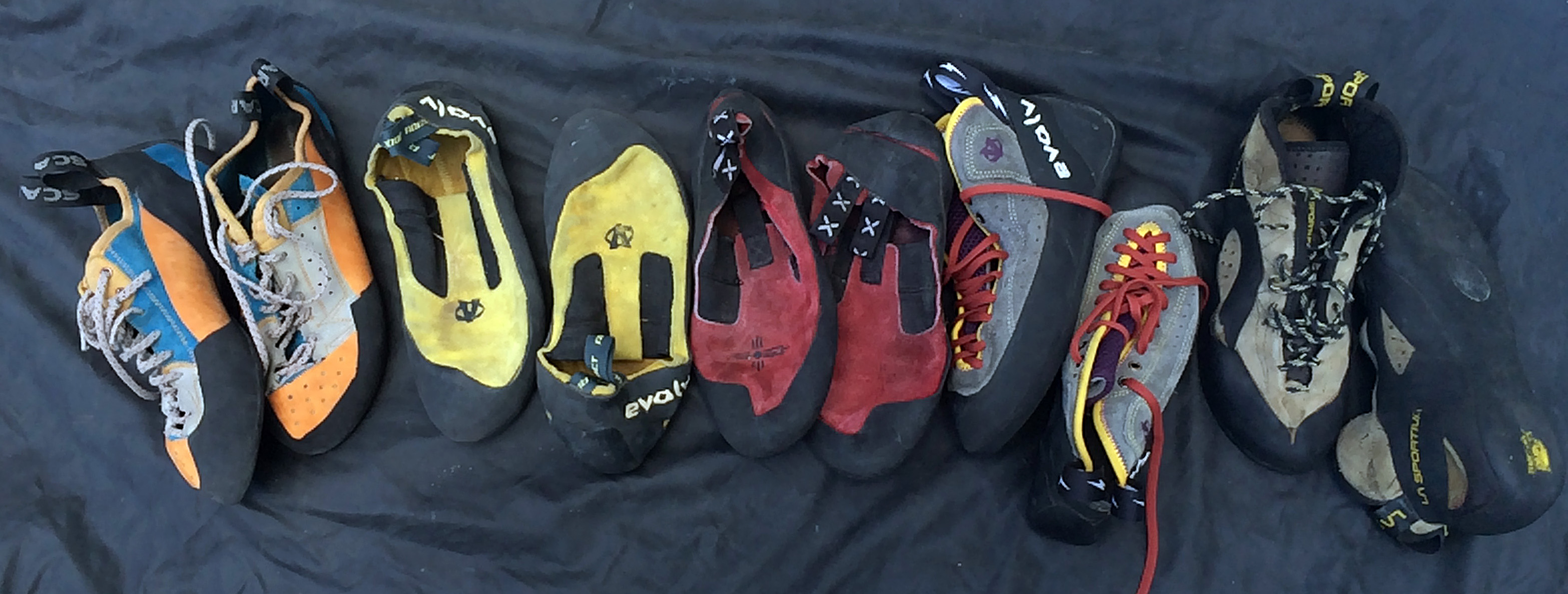 Comparison Review: Crack Climbing Shoes