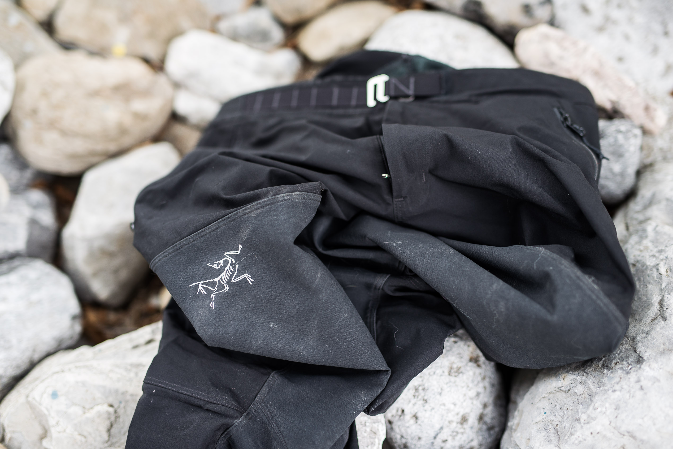 Review: Arc'teryx Gamma Rock pant