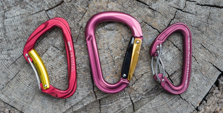 Review: Grivel Twin Gate carabiners