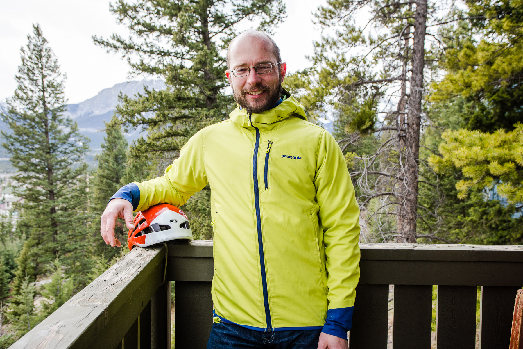 Field Tested: Patagonia Levitation Hoody