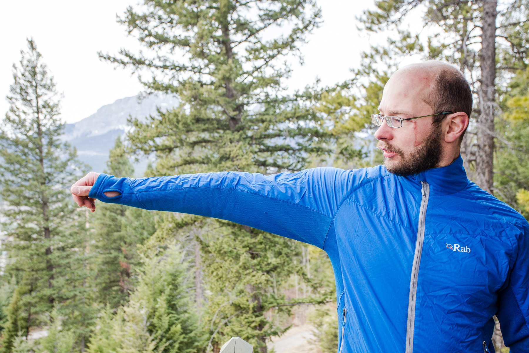 Field Tested: RAB Strata Flex jacket review