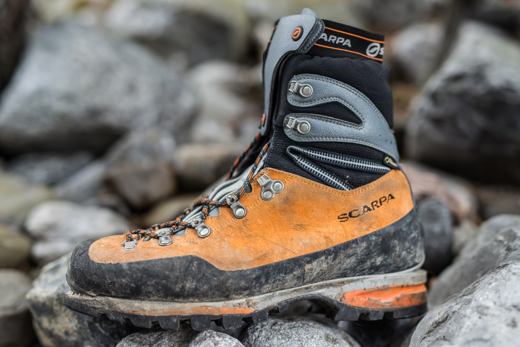 Long term review: Scarpa Mont Blanc Pro GTX