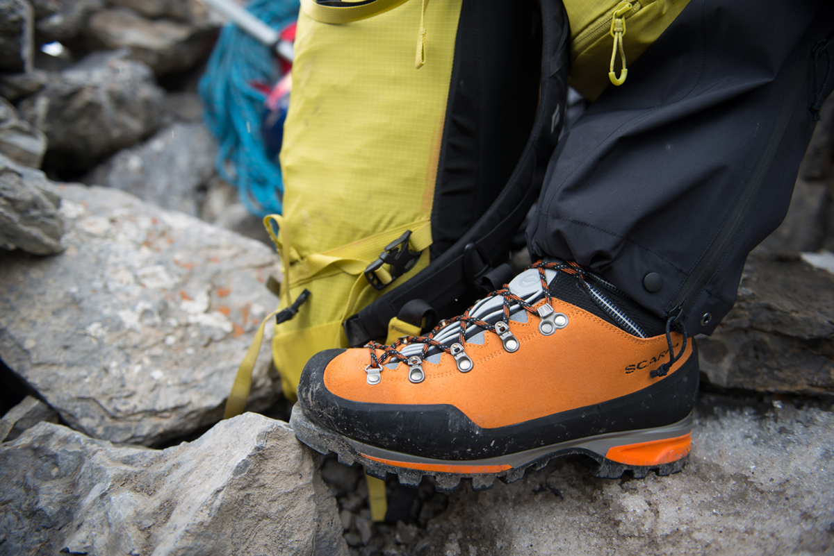Long Term Review Scarpa Mont Blanc Pro Gtx The Alpine Start