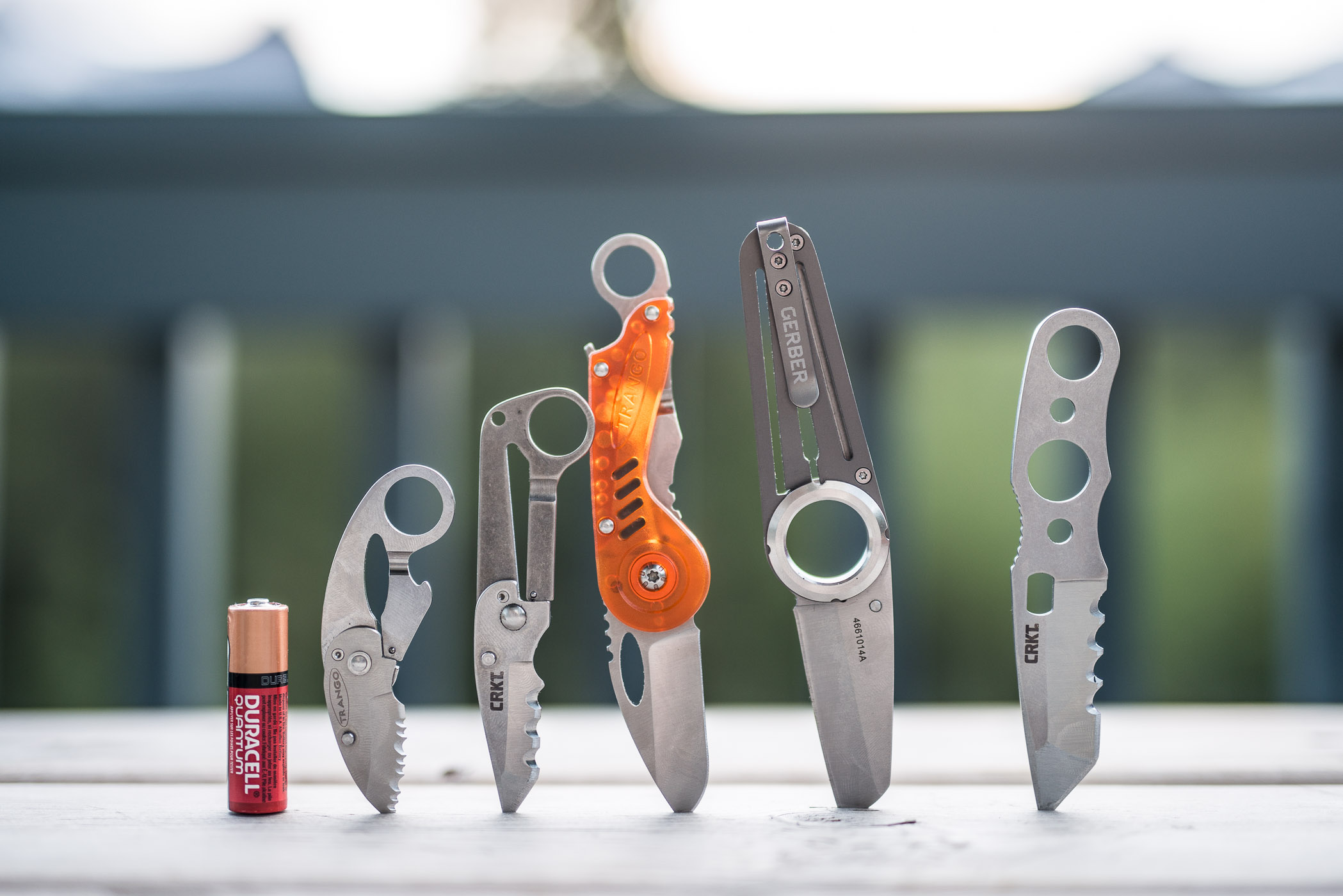 Comparison Review: Climbing Knives