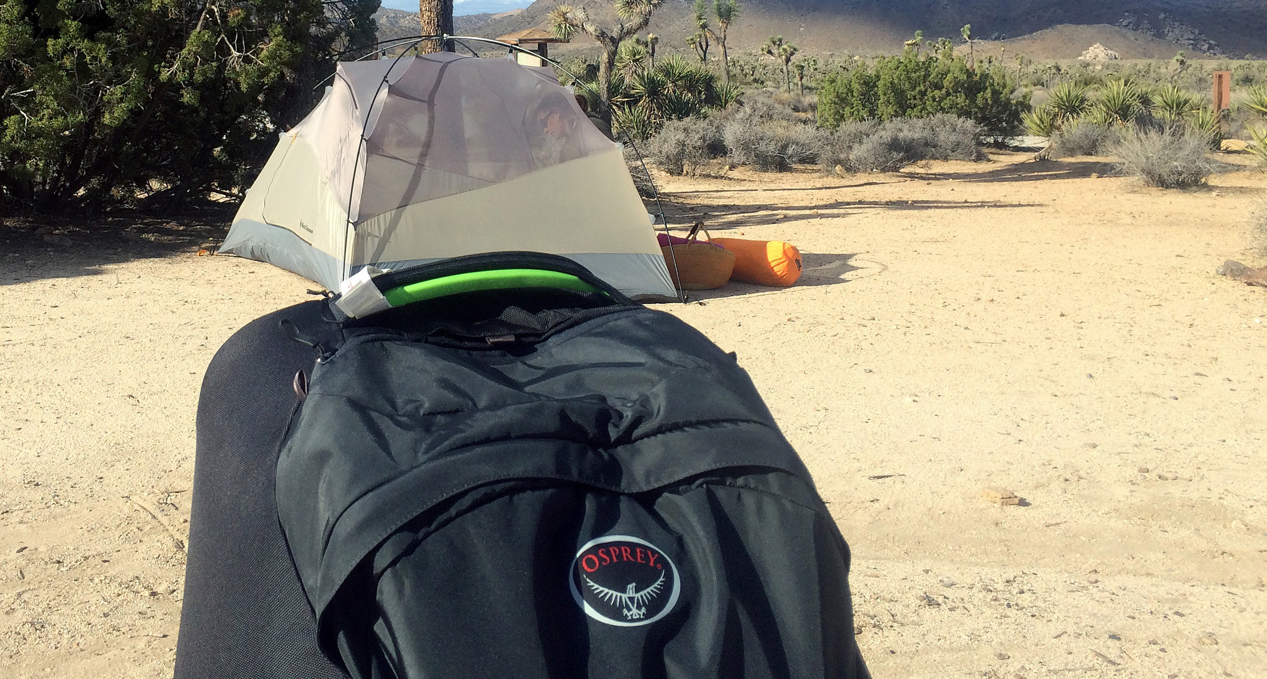 "Field Tested: Osprey Shuttle 36"" / 130L"