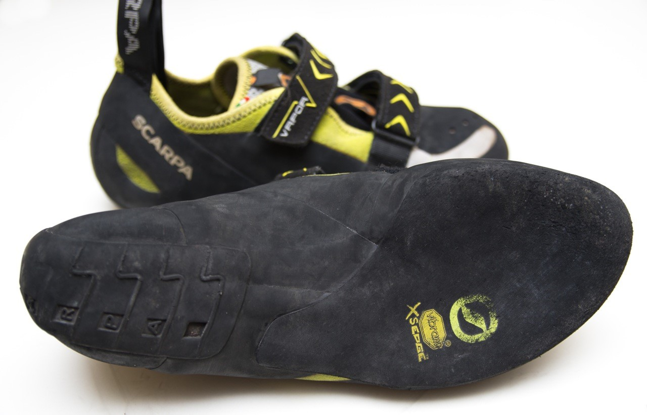Field Tested: Scarpa Vapor V 2015