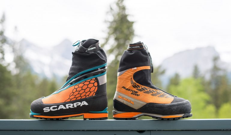 First Look: Scarpa Phantom 6000