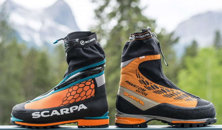 First Look: Scarpa Phantom Tech