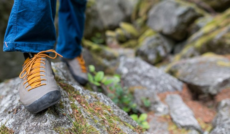 Review: Arc'teryx Acrux SL Approach Shoe