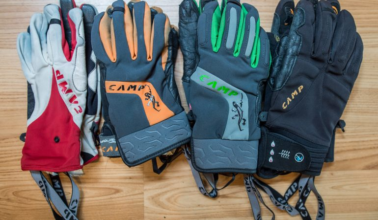 Review: Camp Climbing Gloves