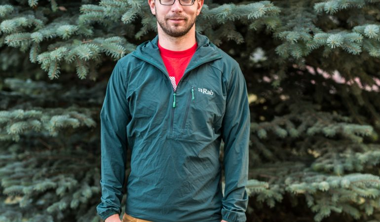 First Look: RAB Borealis Pull-On